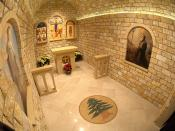 Basilica of the Immaculate Conception - Our Lady of Lebanon Chapel