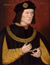 King Richard III, by unknown artist. See source website for additional information.