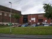 English: Armley Sports & Leisure Centre - Carr Crofts