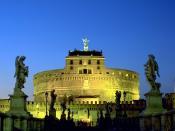 Castel Sant' Angelo, Roma.