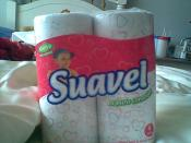 Suavel toilet paper pack