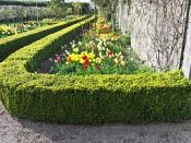 Airfield Farm & House - The gardens are worked sustainably, with no artificial pesticides or fertilizers,