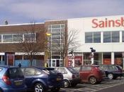 sainsbury's epsom