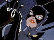 Catwoman, and Isis, as seen in Batman: The Animated Series.