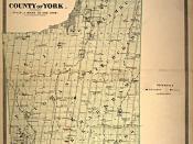 York County, Ontario ~1878