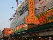 Nathan's Famous at Coney Island