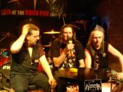 Sodom (German thrash metal band) in Bangkok