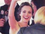 Rachel McAdams Waves Hi at the Tiff 08 Premiere of The Lucky Ones