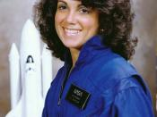 Judith Arlene Resnik (April 5, 1949 - January 28, 1986) was an astronaut who died in the Space Shuttle Challenger explosion during the launch of the mission STS-51-L.