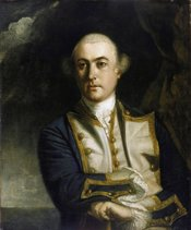 Vice-Admiral The Hon. John Byron
