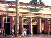 English: The Ripley's Believe It or Not! Odditorium in Hollywood.