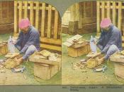 Yokohama shoemaker