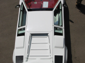 Lamborghini Countach from the top