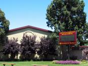 Menlo-Atherton High School