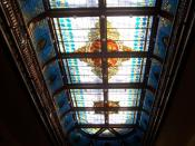Slocum Glass Ceiling, Ohio Wesleyan University