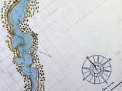 Swan River Chart The first detailed map of the Swan River was drawn by François-Antoine Boniface Heirisson of the Naturaliste from direct observation after his journey by longboat along the Swan River from 17-22 June 1801. Heirisson has included on the ch