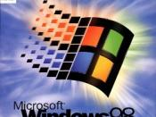 Windows 98 Upgrade cover.