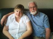 My wife [Elizabeth MacDonald] & my uncle [Jimmy MacDonald]