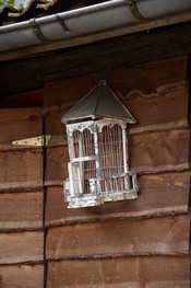English: Bird cage (photo taken in Belgium)
