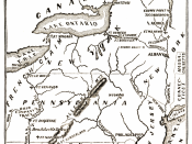 English: Map of the
