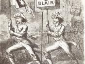 Cartoon from 1868 (