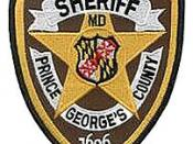 Prince George's County Sheriff's Office (Maryland)
