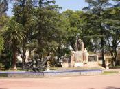 Plaza Italia - Mendoza - Argentina