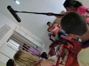 Sri Lankan Kids Making Short Film