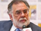Director Francis Ford Coppola at the 2011 San Diego Comic-Con International.