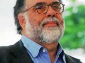Francis Ford Coppola at the 2001 Cannes Film Festival.