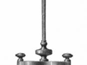 Mercury pendulum