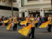 Davis HS Color Guard