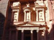 Treasury Tomb Petra