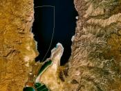 The Dead Sea region