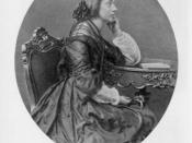 Anna Sethe, first wife of Ernst Haeckel.