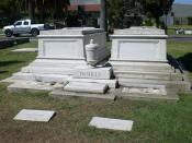Cecil B. DeMille's grave