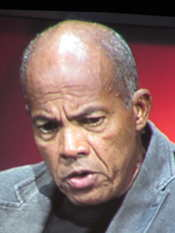 John Edgar Wideman at the Anisfield-Wolf Book Awards in 2010 (photo by Geoffrey A. Landis).