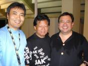 Jeremy Monteiro (far right)