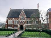 The Vaughan Library, Harrow School