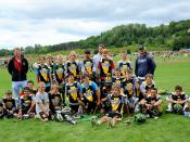 True Lacrosse U13 Cherry Bomb Team