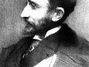 Portrait d'Auguste Dorchain (1857-1930) par Paul Leroy