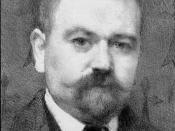 Portrait d'Eugène Le Mouël (1859-1934) par Paul Leroy