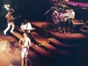 Queen live in Frankfurt, Germany (at the Festhalle, Sept.26 1984)