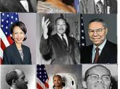 English: African American History