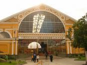 Terminal de Autobuses de La Paz