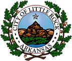 Official seal of City of Little Rock, Arkansas