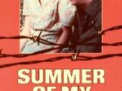 The Video tape cover of the film Summer of My German Soldier.