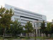 Deutsch: Gebäude von Sophos in Wiesbaden