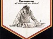 Film poster for The Andromeda Strain