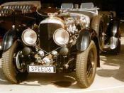 Bentley 6½-Litre Speed Six Tourer